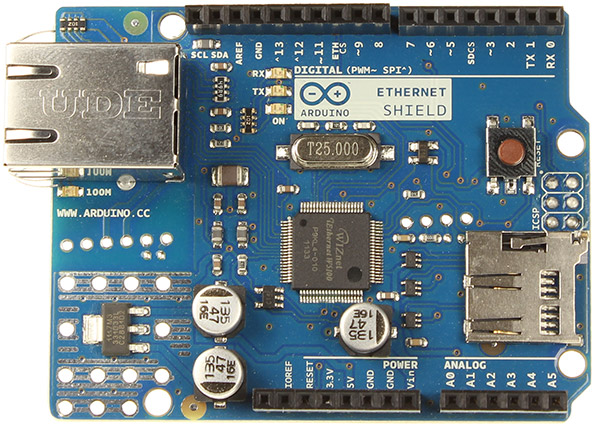 ArduinoEthernetShield_R3_Front