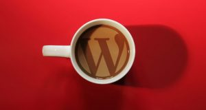 morning-coffee-wordpress-red